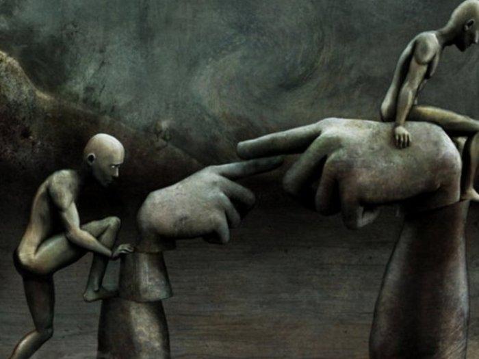 Почему осуждая других, вы делаете хуже себе?