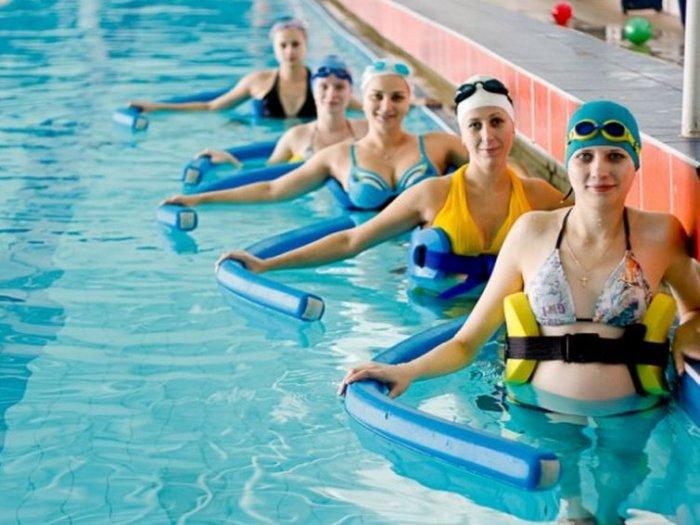 Аквааэробика — польза занятий для здоровья и похудения