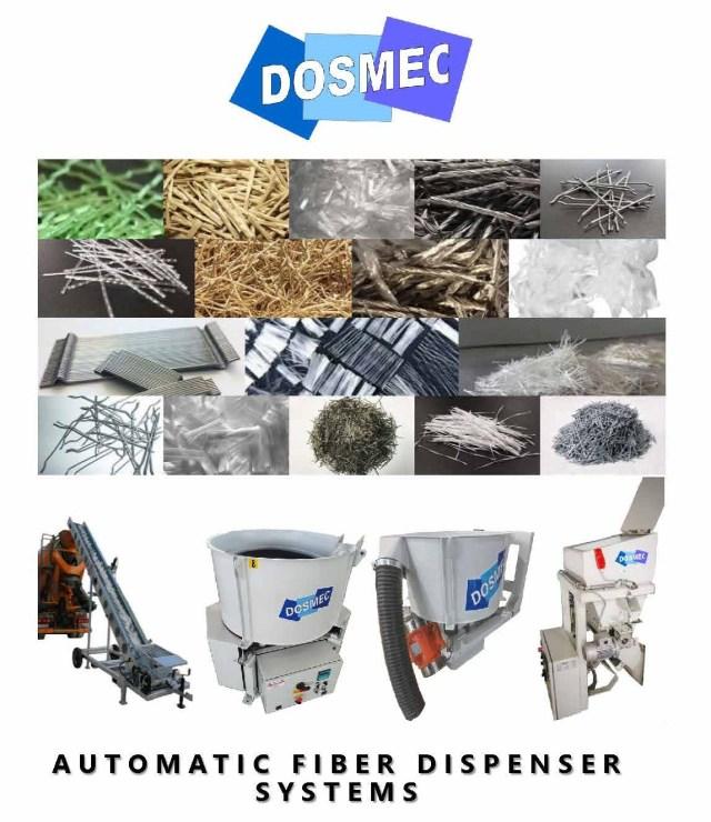 DOSMEC™ - AUTOMATIC FIBER SYSTEMS - Copia