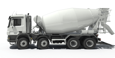 Truck-Mounted-Concrete-Mixer