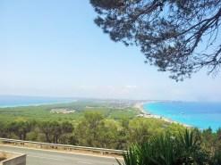 """Espectaculares vistas desde el restaurante """"El Mirador"""""""