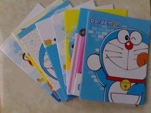 Jual Buku Tulis Doraemon  Jual Segala