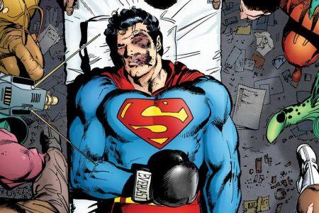5 derrotas de Superman