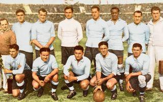 Copa Mundial de Fútbol Uruguay 1930