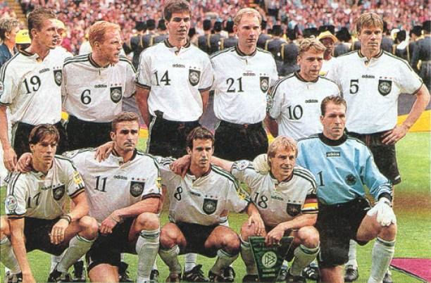 Eurocopa Inglaterra 1996