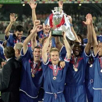 Eurocopa Bélgica Países Bajos 2000