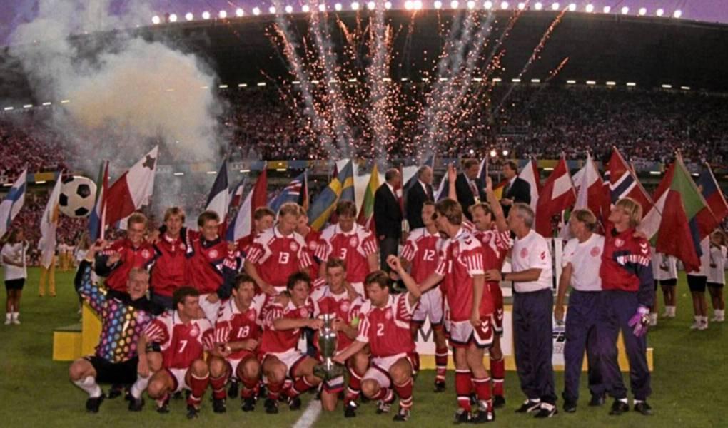 Eurocopa Suecia 1992