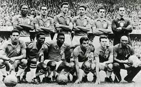 Copa Mundial Suecia 1958