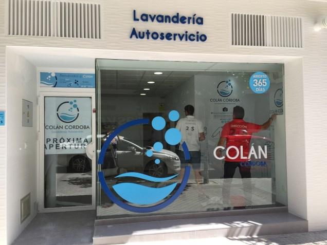 Lavandería Colán