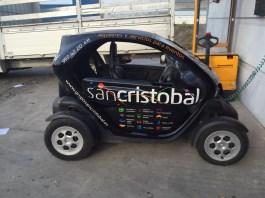 Rotulación San Cristobal