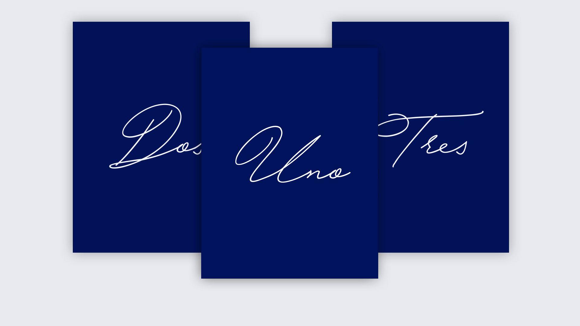 mesero mesa boda azul