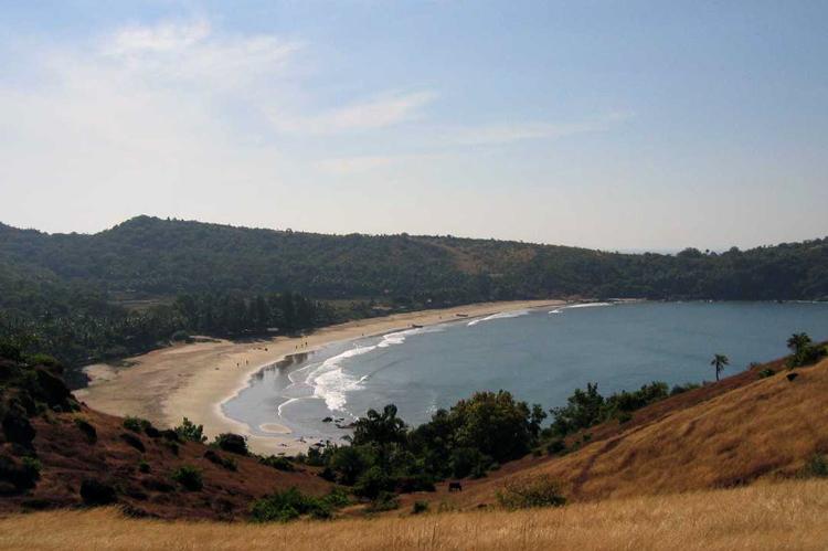 Пляж Кадл