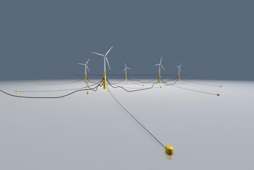Плавучая электростианция