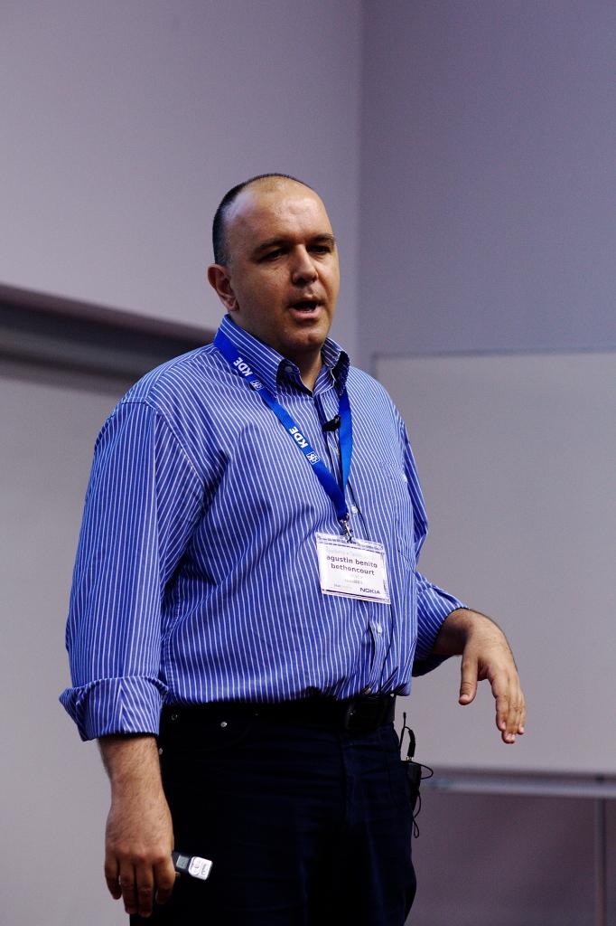 Community Keynote: Akademy 2012