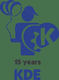 15 anos de KDE