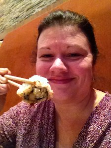 sushi, weight loss, eating healthy