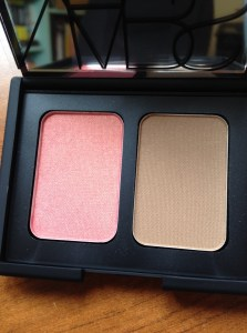 NARS' blush bronzer duo was exactly what I needed for summer.