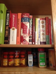 Yes, I have a lot of baking cookbooks. Time to add some low-carb cookbooks into the mix.