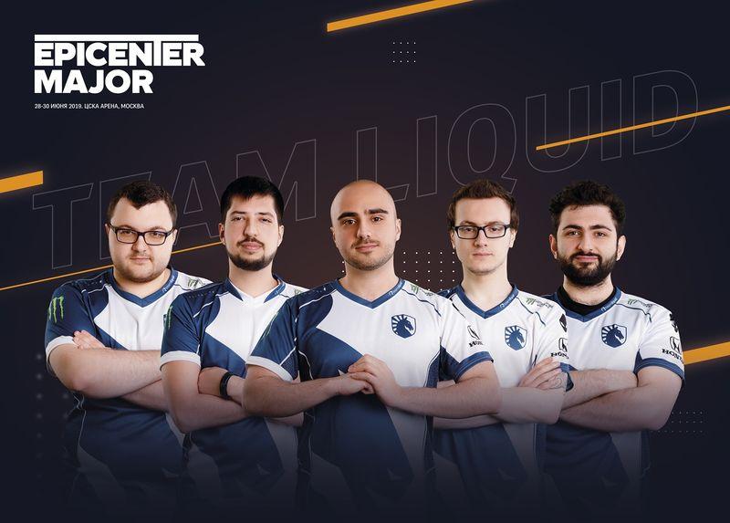Team Liquid Дота 2: состав 2020