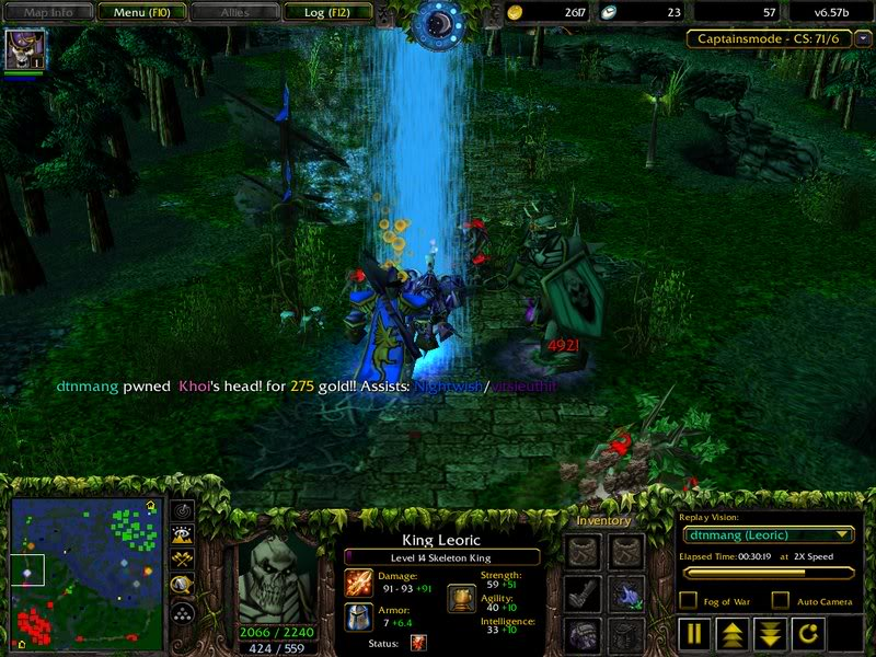 Dota Best Guides Blog Archive Leoric The Skeleton King Guide By CrimsonQueso
