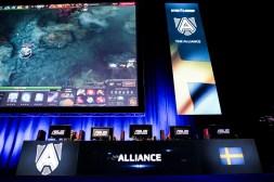 The Alliance StarLadder StarSeries 12