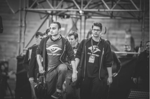 Dota 2 Team Secret ESL One Frankfurt