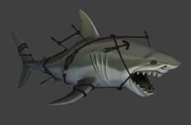 Kunkka Shark Ship