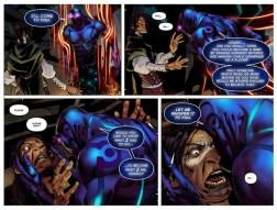 TI5 compendium comic the summoning 12