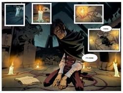 TI5 compendium comic the summoning 2