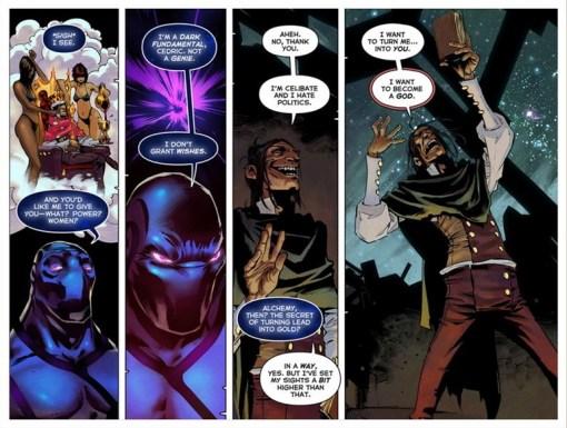 TI5 compendium comic the summoning 8