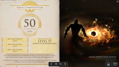 TI5 compendium level 50