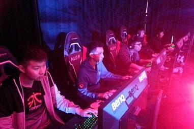 Fnatic Team Malaysia MLG Pro League X-Games 2015