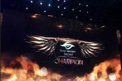 Team Secret Champions of MarsTV Dota 2 League