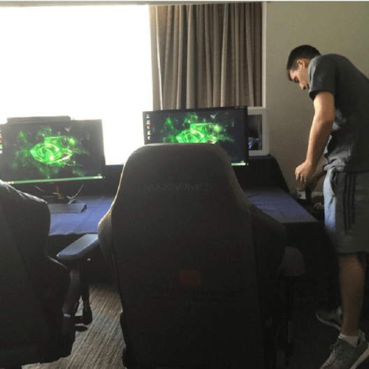 Dota 2 TI5 Team Secret