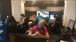 Cloud 9 TI5 bootcamp in Bucharest, Romania
