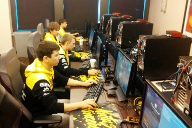 natus vincere TI5 Group Stage