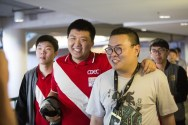 CDEC, after securing their spot in the TI5 Grand Finals
