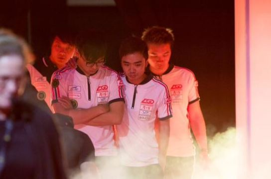 LGD sent into the Lower Brackets