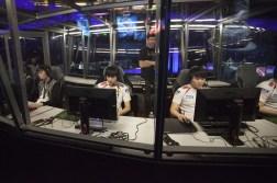 MVP.Phoenix in their TI5 booth