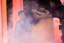 TI5 pictures - EHOME vs. Vici Gaming