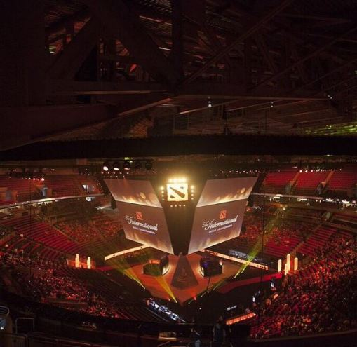 TI5 pictures day 1-1