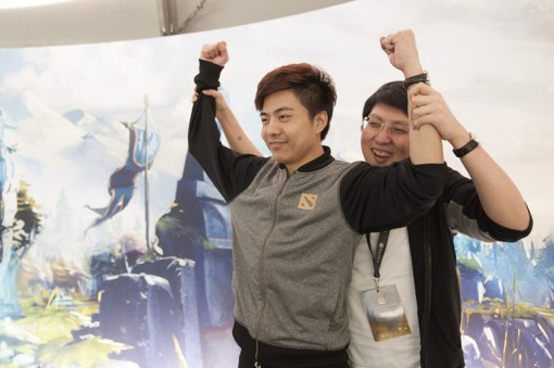 TI5 pictures, day 4-7