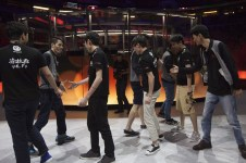 TI5 pictures, day 4-9