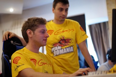 bOne7 Dota 2 Team Romania