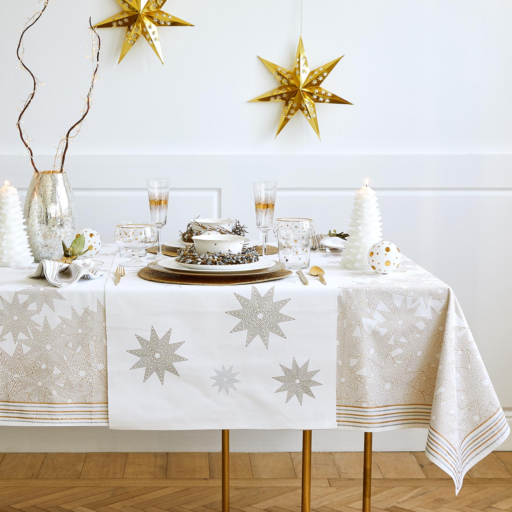 Mesas de Navidad 35 ideas de decoracin que amars