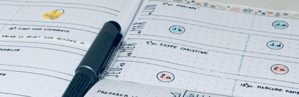 organisation-bullet-journal