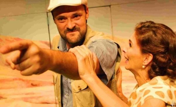 Un momento de la obra FOTO: Histrión Teatro