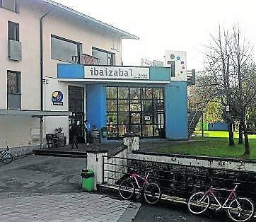 Ibaizabal acogerá el albergue de Durango FOTO: dotb.eus