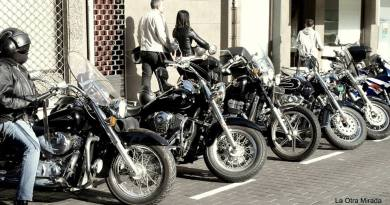 [dotb.eus] Concentración de motos solidaria en las fiestas de Ogenbarrena de Amorebieta