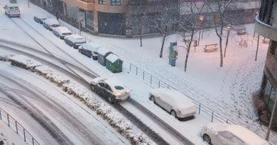 [dotb.eus] Alerta naranja por nieve a 200 metros para hoy y mañana